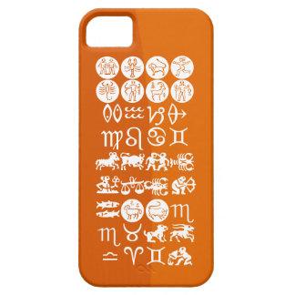 Zodiac Astrology Symbol : BirthStar Goodluck Charm iPhone SE/5/5s Case