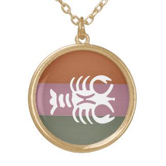 Zodiac Astrology Symbol : BirthStar Goodluck Charm Necklaces