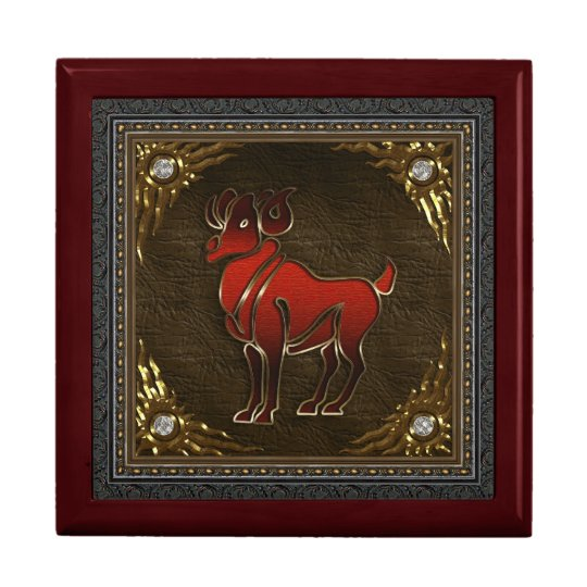 Zodiac Box - Aries