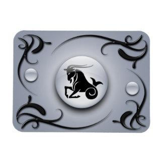 Zodiac Capricorn Rectangular Photo Magnet