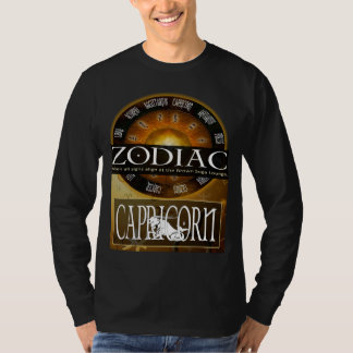 Zodiac - Capricorn T Shirt