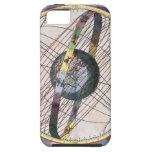 Zodiac Chart iPhone 5 Cover