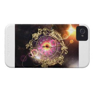 Zodiac Clock iPhone 4 Case