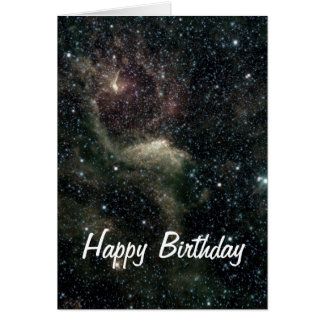 Zodiac Create Your Own Birthday or Christmas Card