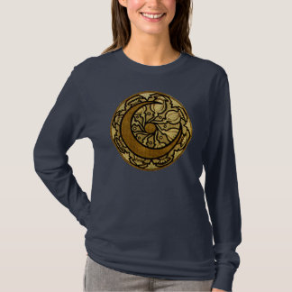 Zodiac Crescent Moon T-Shirt