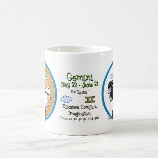 Zodiac - Gemini Coffee Mug