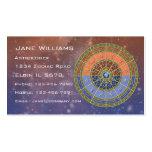 Zodiac Horoscope Business Cards