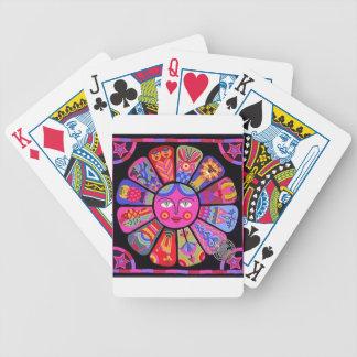 Zodiac Horoscope Bicycle Playing Cards