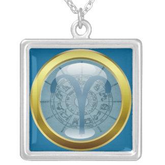 Zodiac Jewelry Necklace Amulet - Aries
