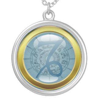 Zodiac Jewelry Necklace Amulet - Capricorn