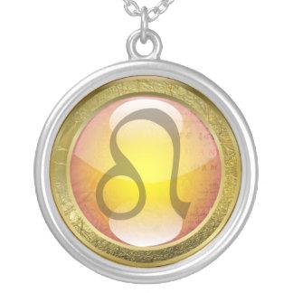 Zodiac Jewelry Necklace Amulet - Leo