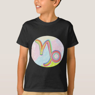 ZODIAC Labels, Decorations, Paper Craft Greeting T-Shirt