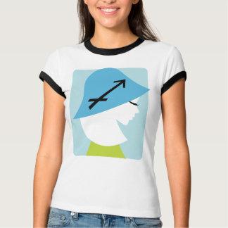 Zodiac ladies t-shirt  - sagittarius