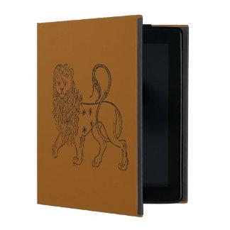 Zodiac: Leo, 1494 iPad Folio Case