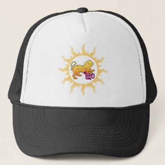 Zodiac Leo Sun Trucker Hat