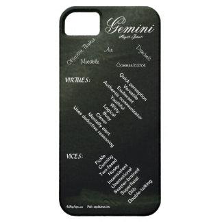 Zodiac Line ™ (GEMINI) iPhone SE/5/5s Case