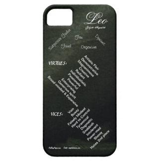 Zodiac Line™ (LEO) iPhone SE/5/5s Case