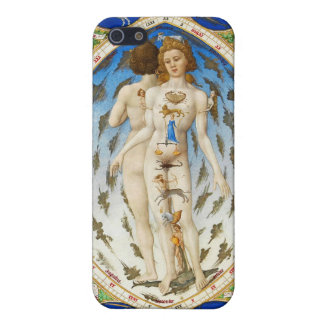 Zodiac man - medieval mythology iPhone 5 case