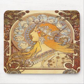 Zodiac Mouse Pad