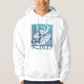 Zodiac Pisces Hoodie