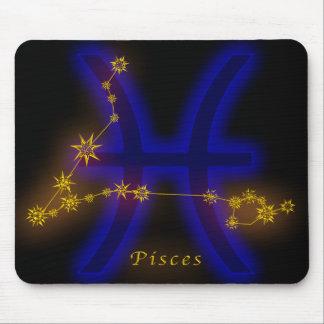 Zodiac - Pisces Mouse Pad
