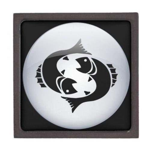 Zodiac Pisces Premium Gift Box