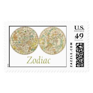 Zodiac Postage
