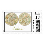 Zodiac Postage Stamps