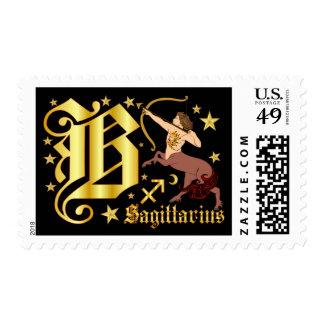 Zodiac-Sagittarius-Font-Design-2-B Estampillas
