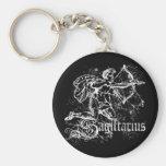 Zodiac Sagittarius Key Chains