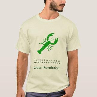Zodiac : Scorpio GREEN T-Shirt