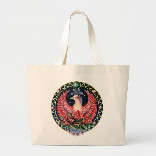 Zodiac Scorpio Jumbo Tote Bag
