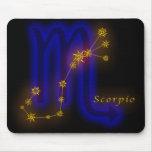 Zodiac - Scorpio Mouse Pad