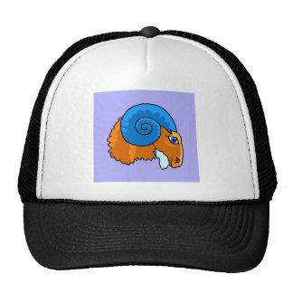 Zodiac sign Aries Trucker Hat