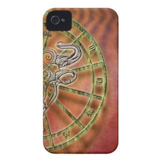 zodiac sign bull- iPhone 4 Case-Mate case