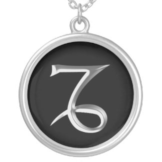 Zodiac Sign Capricorn necklace