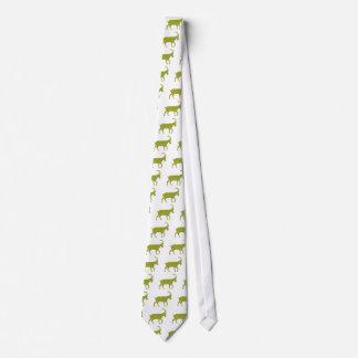 zodiac sign - Goat Year Neck Tie