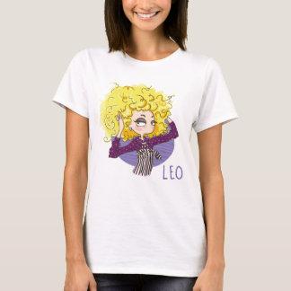 Zodiac Sign - Leo - July 23 - August 22 T-Shirt