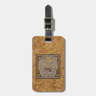 ZODIAC SIGN LEO TAG FOR BAGS