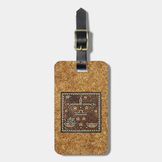 ZODIAC SIGN LIBRA TAG FOR BAGS