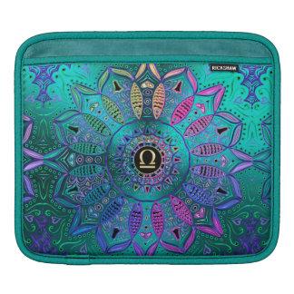 Zodiac Sign Libra Mandala Sleeve For iPads