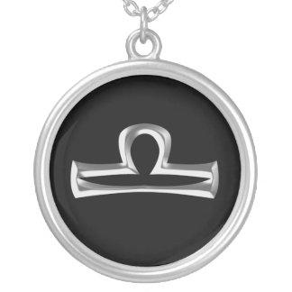 Zodiac Sign Libra necklace