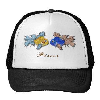 Zodiac sign - Pisces Trucker Hat