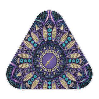 Zodiac Sign Sagittarius Mandala Bluetooth Speaker