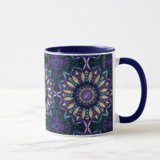 Zodiac Sign Sagittarius Mandala Mug at Zazzle