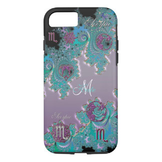 Zodiac Sign Scorpio iPhone 7 Case