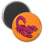 Zodiac sign Scorpio Magnet