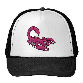 Zodiac sign Scorpio Trucker Hat