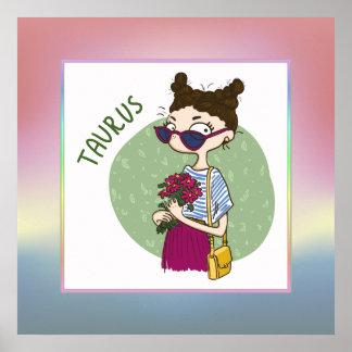Zodiac Sign - Taurus - April 20 - May 20