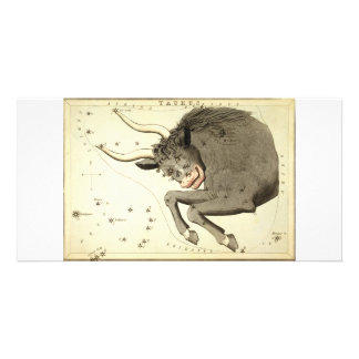 Zodiac Sign: Taurus collector photo cards